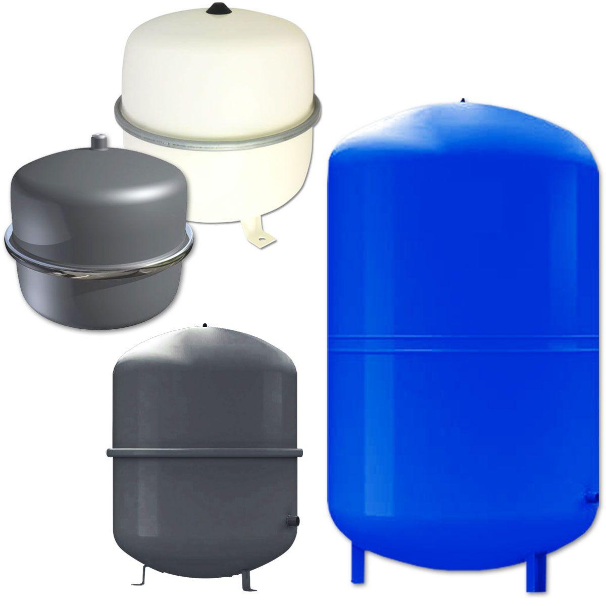 Buderus Logafix Membran Druckausdehnungsgef/ä/ß f/ür Heizungsanlagen 18-80 Liter Farbe:wei/ß Nennvolumen:25 Liter