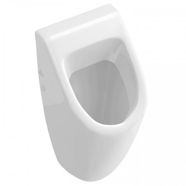 Villeroy & Boch Subway Urinal Zulauf verdeckt 75130001 inkl. Befestigungssatz