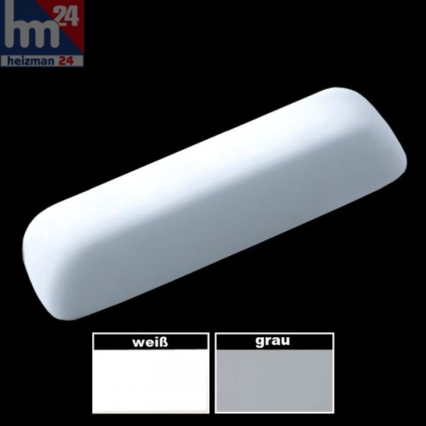 Kaldewei Multifunktionskissen 35 x 12 x 4,5 cm in weiß 687675760000 oder grau 687675770000