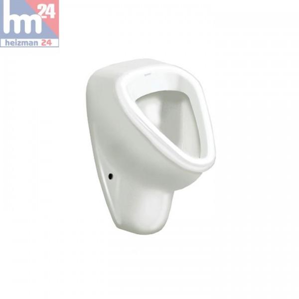 Duravit Urinal Katja mit Zulauf von hinten absaugend in weiß 0832320000