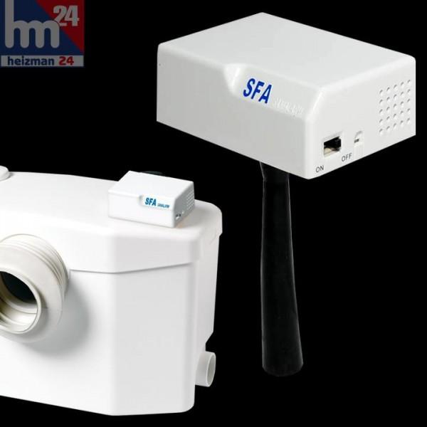 SFA SaniAlarm Warnmelder 9V batteriebetrieben Z0011