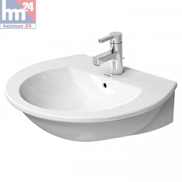 Duravit Darling New Waschtisch / Waschbecken 60 x 52 cm in weiß 2621600000