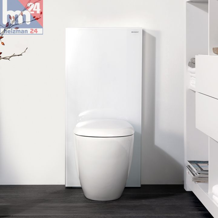 geberit monolith sanit rmodul stand wc bh 101 cm in verschiedenen farbt nen wc. Black Bedroom Furniture Sets. Home Design Ideas