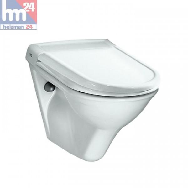 Laufen Vienna Wandtiefspül-WC Comfort 8234700001 inkl. WC-Sitz mit Active Shield