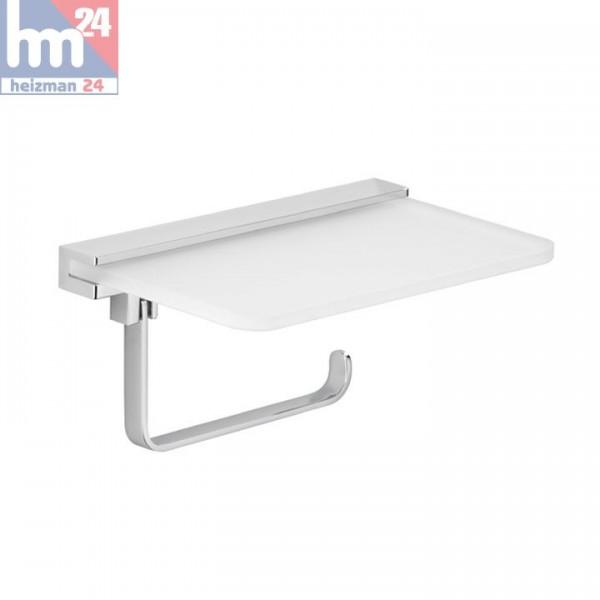 Avenarius Papierhalter mit Glasablage 9002000010