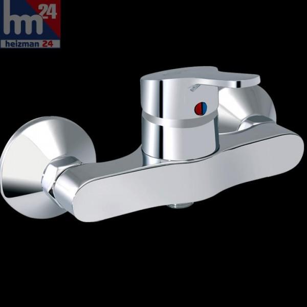 Ideal Standard Slimline II DN 15 Einhebel-Brausearmatur AP B8586AA