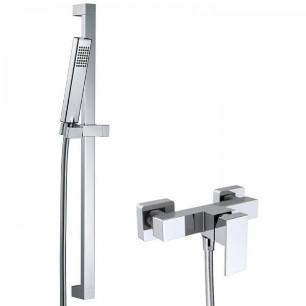 HSK Shower Set 3.01 inkl. Einhebel-Brausearmatur 1000301