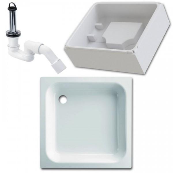 bette intra duschwanne 90x75x15cm 5750 000 heizman24 handel f r haus und geb udetechnik. Black Bedroom Furniture Sets. Home Design Ideas