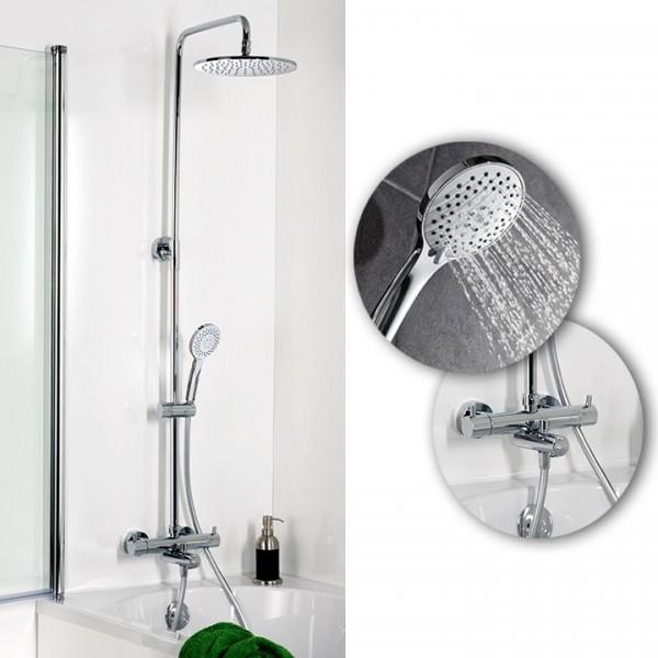 HSK Shower-Set RS 200 für Badewanne inkl. Thermostatarmatur 1006700