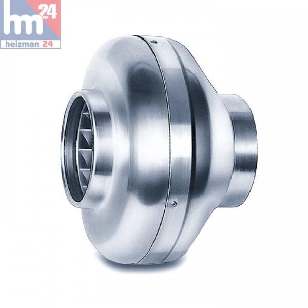 Helios Radialrohrventilator RR 160 C InlineVent DN 160 zweistufig 5657