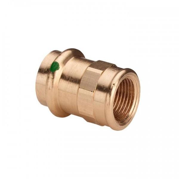 Viega Profipress Übergangsstück mit Innengewinde 12 - 54 mm
