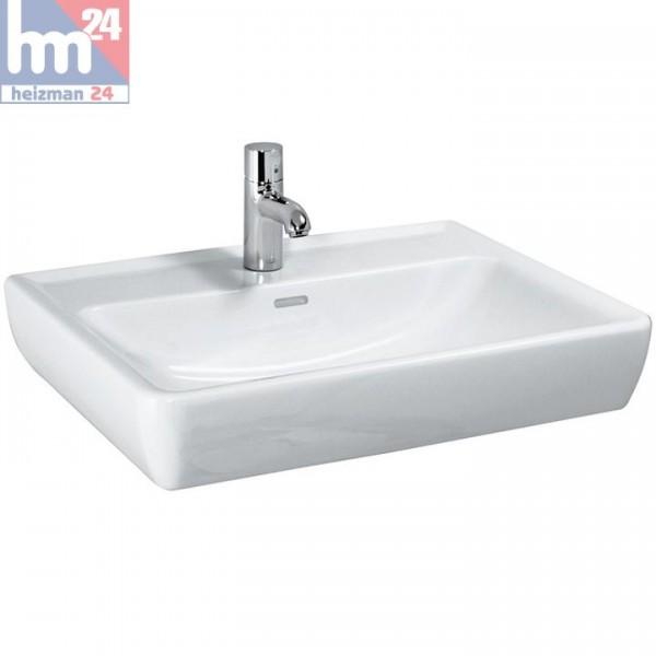 Laufen Pro A Waschbecken / Waschtisch 55 x 48 cm in weiß 8189510001041