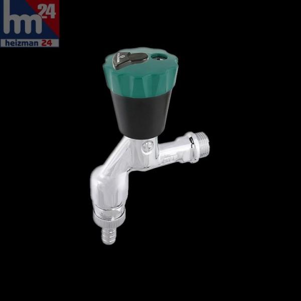 Schlösser Auslaufventil Wasser-Safe DN 15 poliert verchromt 19501550001