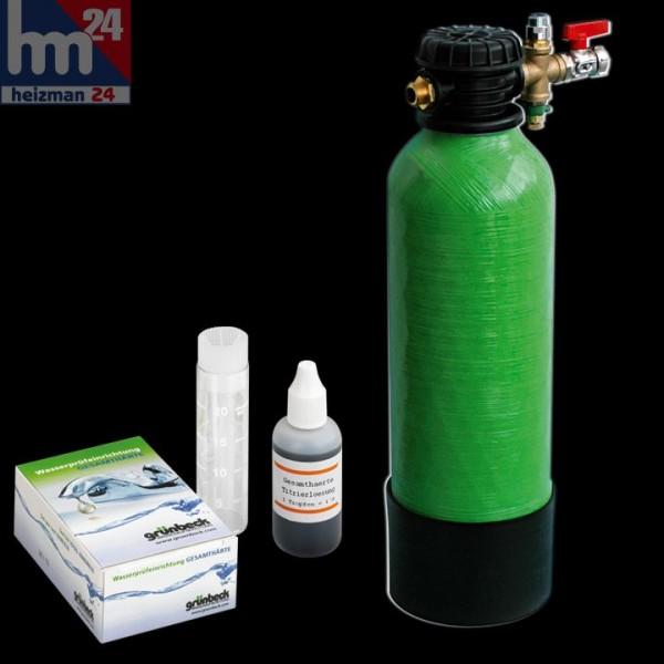 Grünbeck HEH 9 Enthärtungsanlage 190570 optional GENO-therm® Armatur Basic 707120