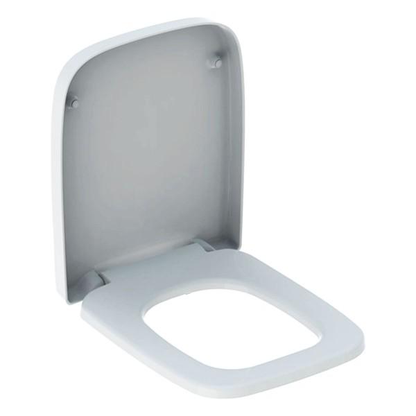Geberit Keramag Renova Plan WC-Sitz weiß mit Absenkautomatik 572120000