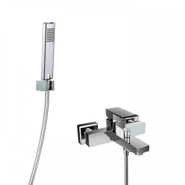 HSK Shower Set 3.09 inkl. Einhebel-Wannenarmatur 1000309