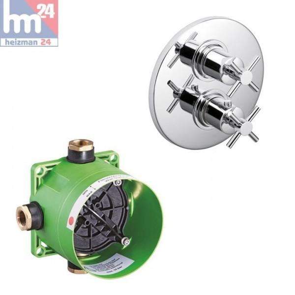 Avenarius Thermostat-Mischbatterie 7006527010 mit AV-Box