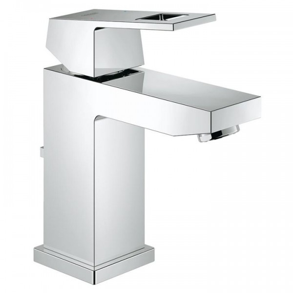 Grohe Eurocube Einhebel-Waschtischarmatur DN 15 S-Size 23127000 Armatur