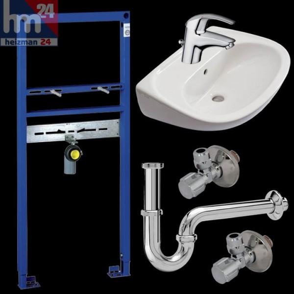 Grohe Rapid SL Waschtischelement mit Waschtisch 55 cm als Set 338557001