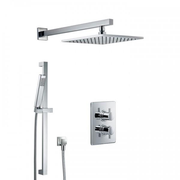 HSK Shower Set 3.05 inkl. Thermostatarmatur Unterputz 1000305