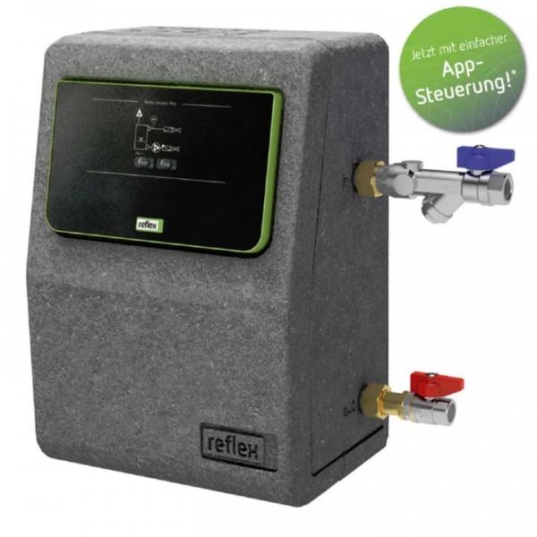Reflex Servitec Mini 8835800 Vakuum-Sprührohrentgasung mit Automatikbetrieb