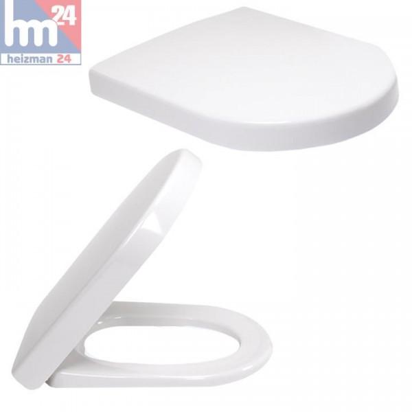 Villeroy & Boch O.novo WC-Sitz mit SoftClose und Quick Release ...