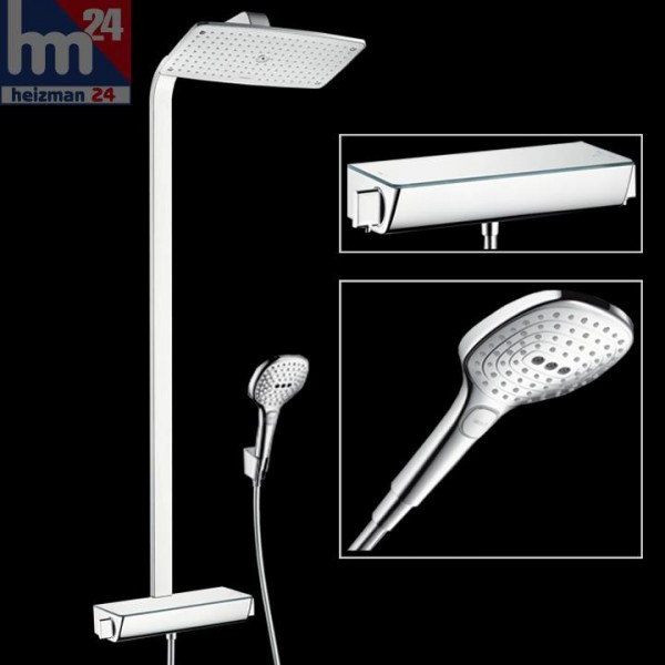 Hansgrohe Raindance Select E 360 Showerpipe DN15, 27112000