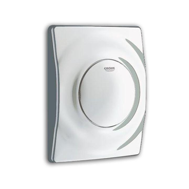 grohe surf urinalsteuerung 38808p00 mattchrom f r urinale bet tigungsplatten bad. Black Bedroom Furniture Sets. Home Design Ideas