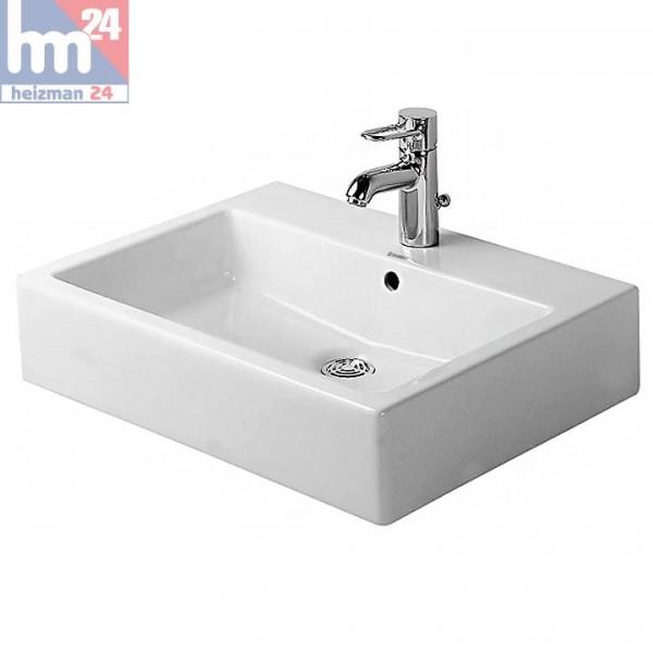 Duravit Vero Waschtisch / Waschbecken 60 x 47 cm in weiß 00454600000