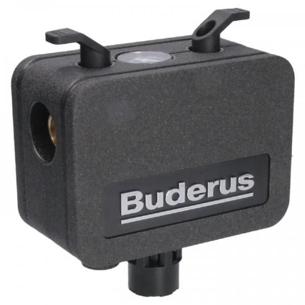 Buderus Nachfüllkombination Systemtrenner NFK.2 7738328641 mit Manometer