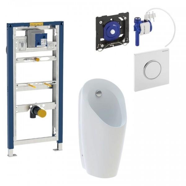 geberit urinalset preda inkl urinalsteuerung typ 10 pneumatisch mit vorwandelement. Black Bedroom Furniture Sets. Home Design Ideas