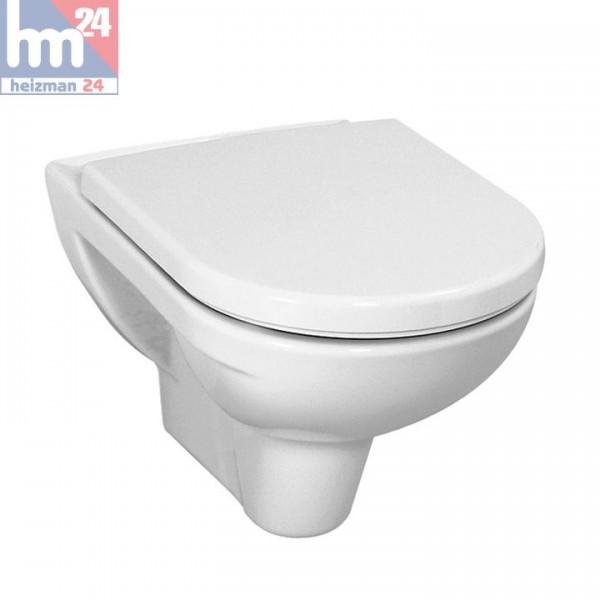 Laufen Pro Wandtiefspül-WC 8209504000001 mit LCC inkl. WC-Sitz optional mit SoftClose