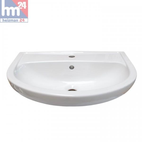 gustavsberg saval waschtisch 60 x 45 cm wei 7g116001 waschtische waschtische und becken. Black Bedroom Furniture Sets. Home Design Ideas