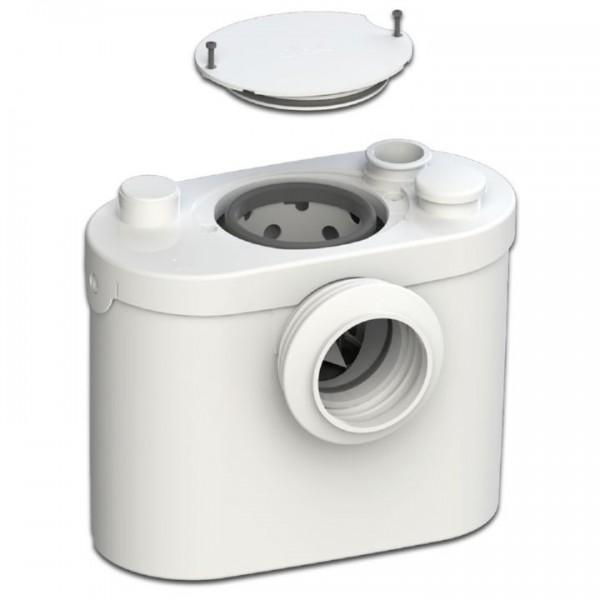 SFA Sanibroy Pro UP Hebeanlage 0014UP Fäkalienhebeanlage Kleinhebeanlage für Stand-WC