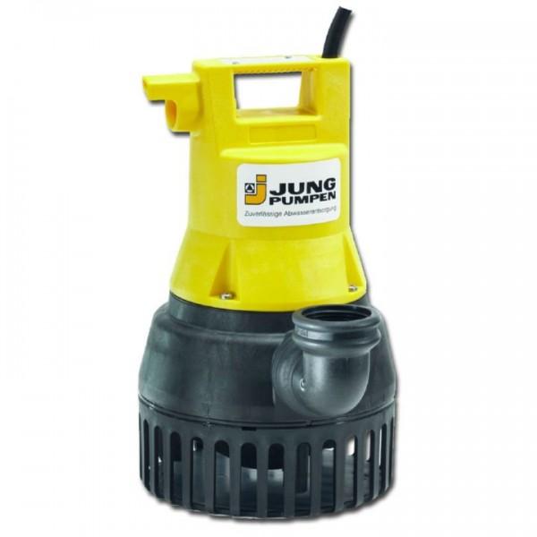 Jung U5K Schmutzwasserpumpe 10m Leitung JP09386 Pumpe Wasserpumpe Tauchpumpe