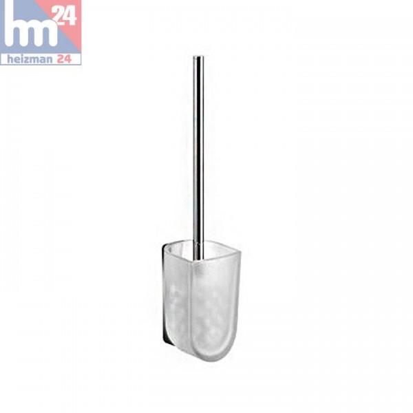 Keuco ELEGANCE Toilettenbürstengarnitur Echtkristall-Einsatz 11669019000