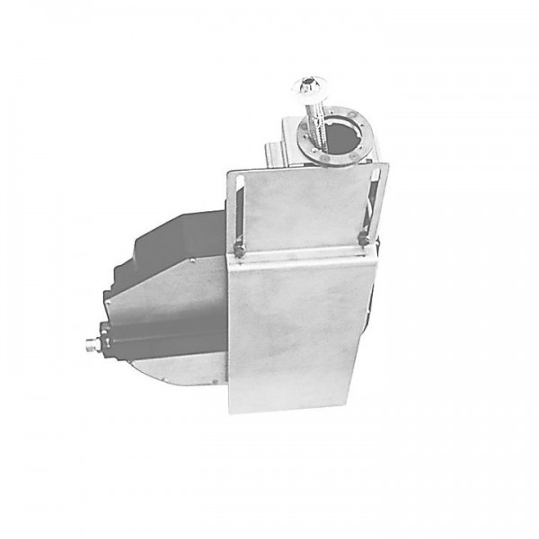 Hansa Rollbox für Fliesenrandmontage mit automatischer Schlauchaufrollung 53060300