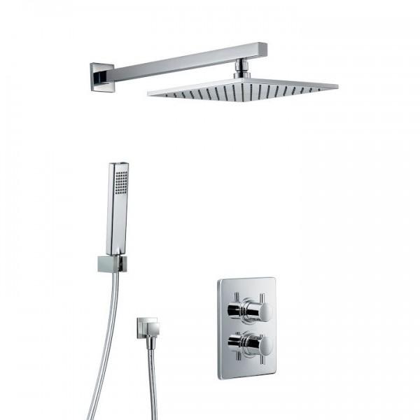 HSK Shower Set 3.04 inkl. Thermostatarmatur Unterputz 1000304
