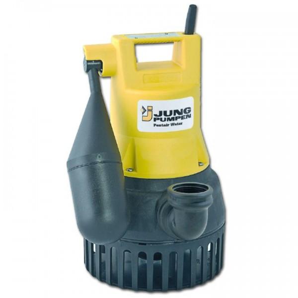 Jung U5KS Schmutzwasserpumpe 10m Leitung JP09417 Pumpe Wasserpumpe Tauchpumpe