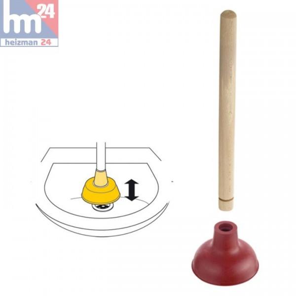 Abflußreiniger Saugglocke Durchmesser 140 mm