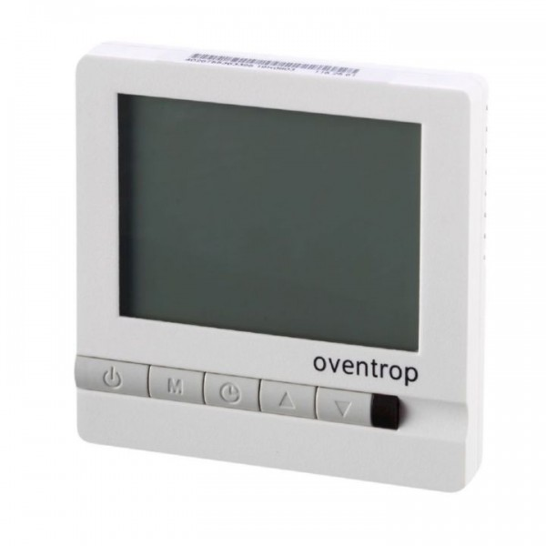 Salus Raumthermostat VS30W VS30B Unterputz 230V LCD programmierbar weiss schwarz