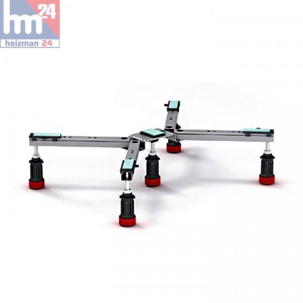 Mepa Brausewannenfuß BW-5 Maxi für Stahl- und Acrylduschwannen mit ADS 150130