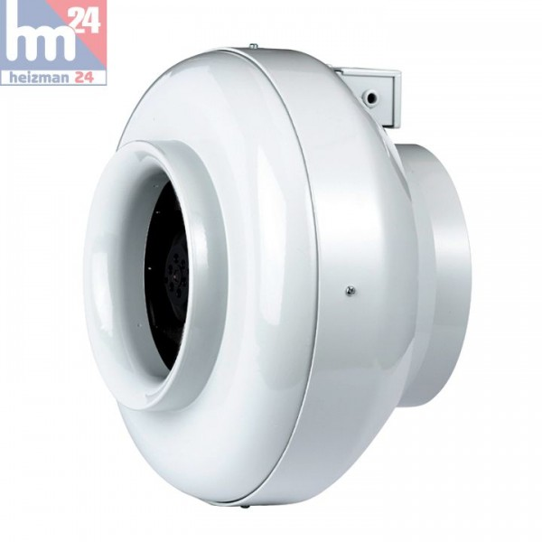 Helios Radialrohrventilator RRK 200 InlineVent 5977 DN200