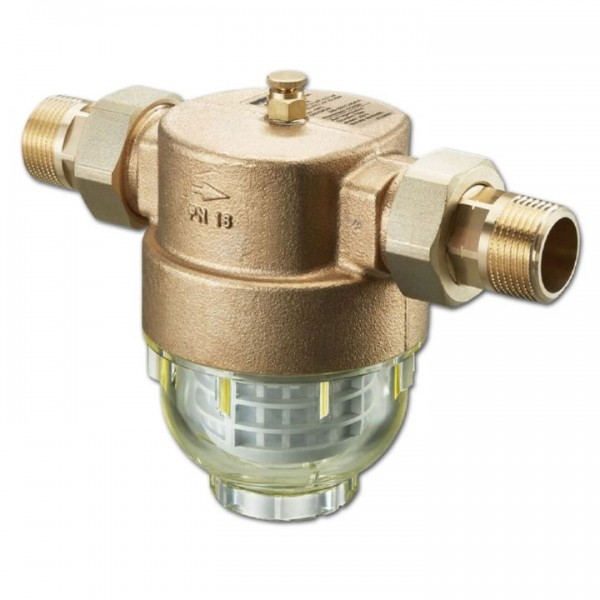 "Oventrop Wasserfilter DN20 (3/4"") Aquanova Compact Filter 6122506"