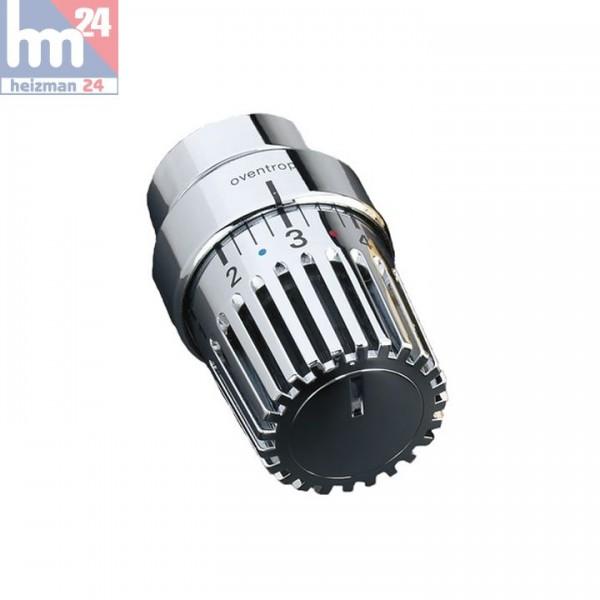 """Oventrop Thermostatkopf """"Uni LH"""" 1011469 verchromt mit Gewindeanschluss M30 x 1,5"""
