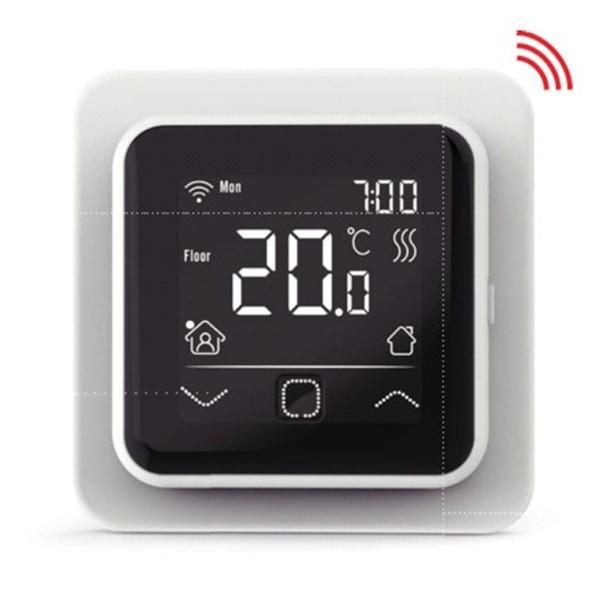 Eazy Wi-Fi Raumthermostat 230 Volt ETU-10100-0000 für Elektro-Fußbodenheizung